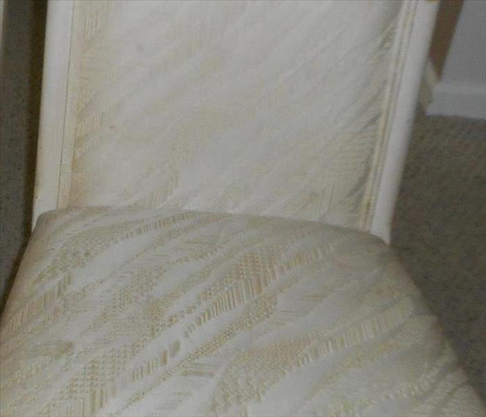 Upholstery from smoke damage After
