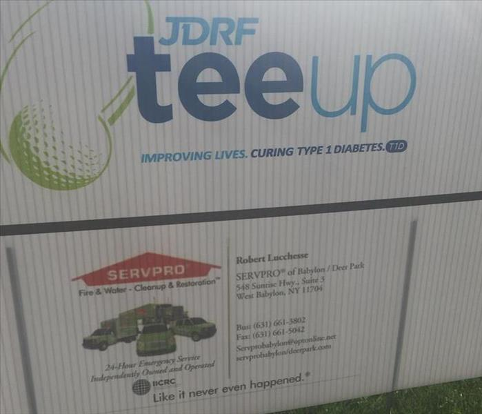 Diabetes Golf outing