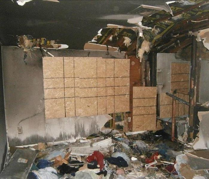 Fire Damage Fire Damage Repair Should Be Done With Professionals